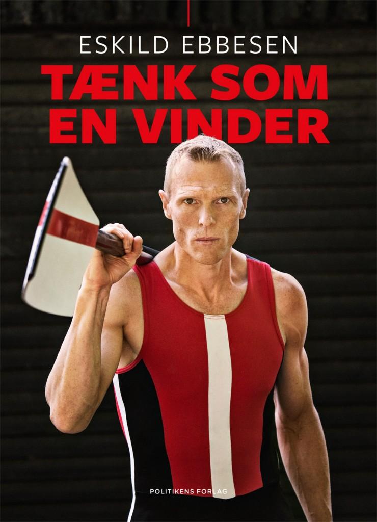 Eskild Ebbesen - Tænk som en vinder_forside