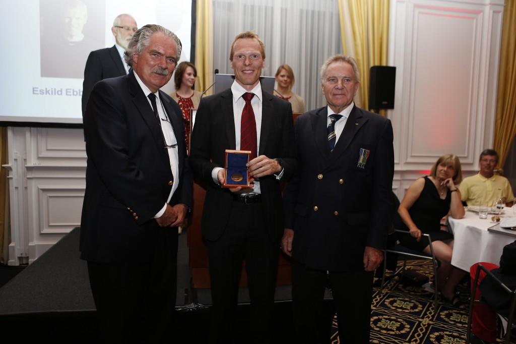 Eskild Ebbesen Thomas Keller Medal